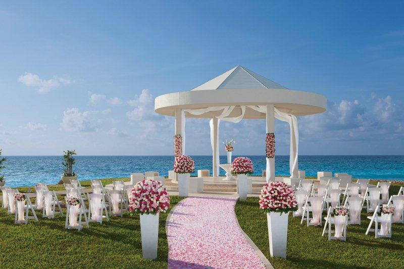 All inclusive caribbean wedding packages party for Mexico wedding packages